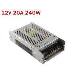 220V a 12v 240w Adaptador de corriente constante