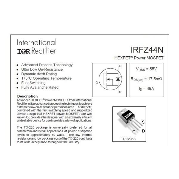 Параметры, цоколевка и аналоги транзистора 2N3904...