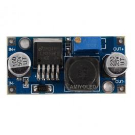 Regulador voltaje paso abajo. Modulo LM2596 (step down module )