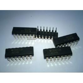 LM324 N Cuádruple amplificador operacional DIP14