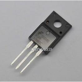 FQPF 10N60C N-MOSFET TO 220F