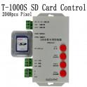 T1000S  CONTROLADOR CON SD PARA LED PIXEL