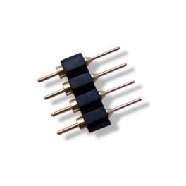 Conector de 4pin macho para tira LED RGB