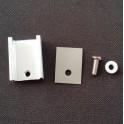 kit Disipador de aluminio para Transistor TO-220