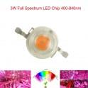 LED de alta potencia 3W Full Spectrum LED Grow Lights