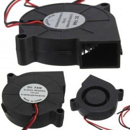 Ventilador 50 *15 mm  de 12V