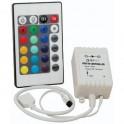 Controlador RGB con control remoto 24 de Amiyoled