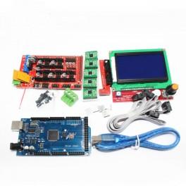 Ramps 1.4 conjunto completo, arduino mega+ LCD 12864+A4988