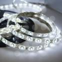 Tira  LED IP20 flexible 3528  UNICOLOR autoadhesiva 60 Leds/metro ALTO BRILLO