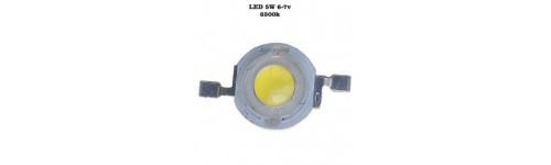 LED de alta potencia 5W