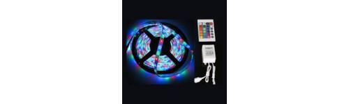 Tira LED 3528 RGB de Amiyoled