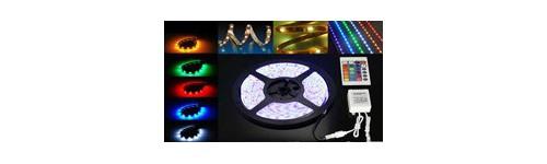Tira LED 5050 RGB de Amiyoled