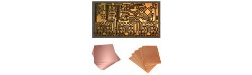PCB, Placa virgen, Placa prototipo