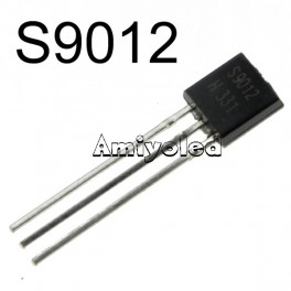 Transistor S9012 PNP