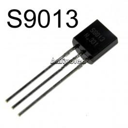 Transistor S9013 NPN