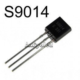 Transistor S9014 NPN