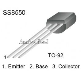 Transistor SS8550 PNP
