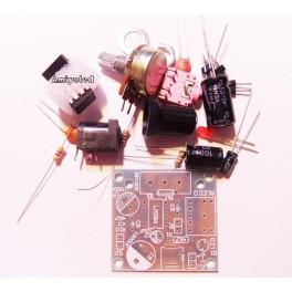 Kit de modulo de amplificador Lm386 para ensamblar