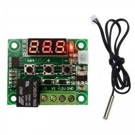 -50-110℃ Termostato Termómetro Sonda Regulador Control Temperatura Interruptor 12V