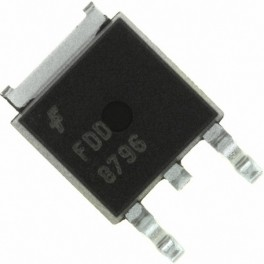 MOSFET TO252 FDD8796 N-Channel