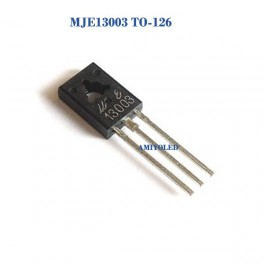 MJE13003 1.5A 1.5 Amp 400V NPN Power Transistor TO-126
