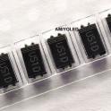5 X US1D diodo rectificador ultra rápido, ULTRA-FAST, 1A, 200V SMD