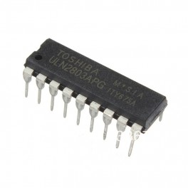 ULN2803APG IC Toshiba array transistor Darlington Dip18