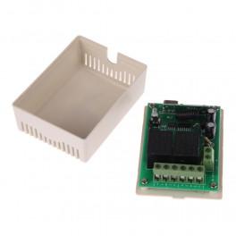1 x Emisor, 1 x receptor 12V inalámbrico RF de 2 canales de 12v
