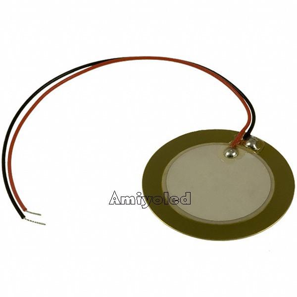 Sensor Piezoel 233 Ctrico 35mm Transductor Piezoel 233 Ctrico