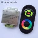 RF CONTROLADOR RGB 2.4G - 3 X 6A + MANDO TÁCTIL
