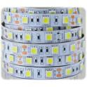 Tira LED IP20 flexible 5050 UNICOLOR 300 Leds/ 5metro ALTO BRILLO