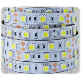 Tira LED IP20 flexible 5050 UNICOLOR 300 Leds/ 5metro ALTO BRILLO