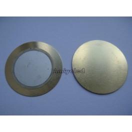 Sensor piezoeléctrico 28mm, Transductor piezoeléctrico
