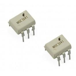MOC3041 Optocoplador, optotriac, Optocupler DIP6