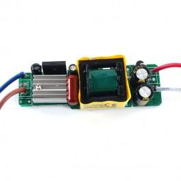 Driver para 10 - 15 (16) x 3W LED (Transformador AC-DC) para LED