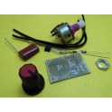 Kit de modulo de regulador de luz Dimmer hasta 100W