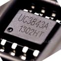 SMD Uc3843B Circuito Integrado Sop-8 Pwm