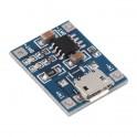 1x Modulo Carga cargador batería litio li-ion TP4056 micro USB Arduino - CHARGER