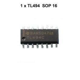 TL494CN TL494 PWM Power Supply Controllers SOP 16