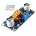 Regulador voltaje paso abajo. Modulo XL4015 (step down module