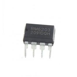 RM6203 Circuito Integrato, Dip-8