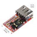 USB DC-DC Step Down regulador Voltaje 6V-24V a 5v cargador móvil para coche Camion
