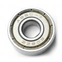 Rodamiento 608ZZ ABEC-5 rodamiento rígido de bolas 8*22*7mm 3D de la impresora