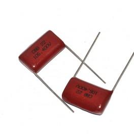 CBB22 CBB 1uF 105k 400v metalizado polipropileno FILLM condensador P20mm