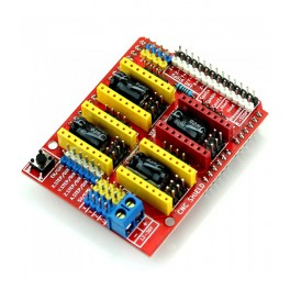 Cnc Shield A4988 Drv8825 Grbl Router