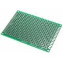 Prototipo placa de circuito impreso PCB de 2 caras