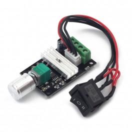 PWM DC Controlador de Velocidad Del Motor Interruptor de Avance y Retroceso de Control 1203B